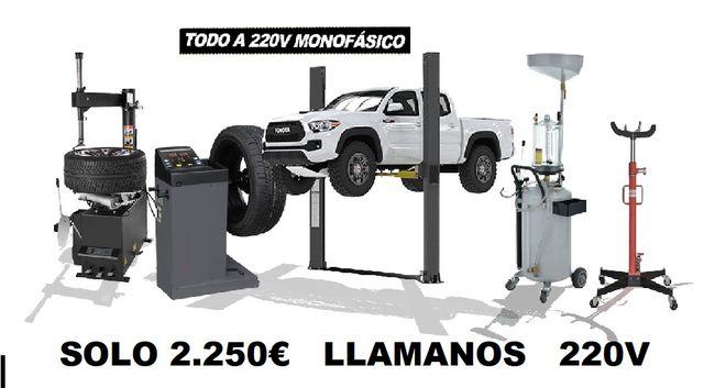desmontadora camion tractor agricola MONOFASICA