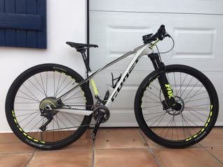 Bicicleta Montaña GHOST, Carbono XS niño