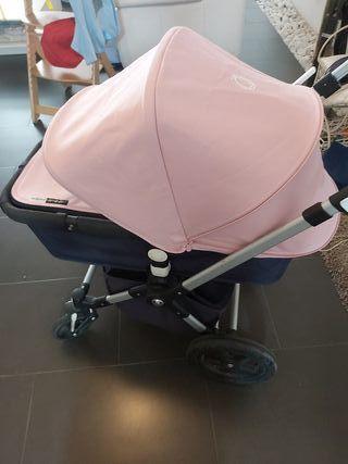 Pack fundas bugaboo camaleon rosa