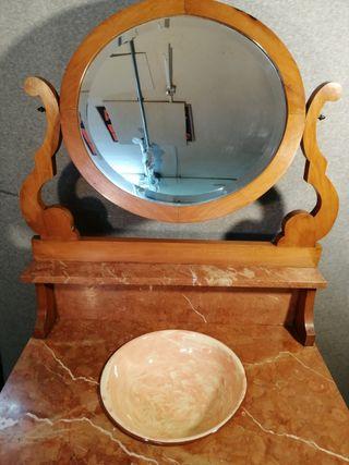 Mueble antiguo /retro decoración baño o habitacion
