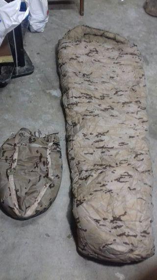 saco de dormir militar arena