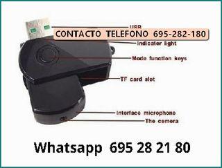 hptc mini camara FULL HD1080