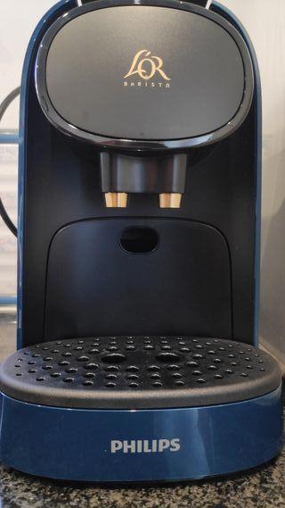 Cafetera Nespresso l'or solo estrenada