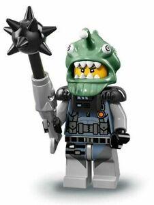 Minifigura Lego Angler ejercito Tiburón