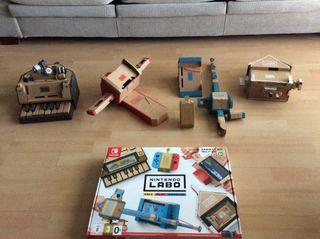 Nintendo Labo Kit 1