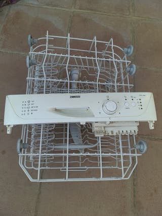 cestos de lavavajillas zanussi de 0,45 cm