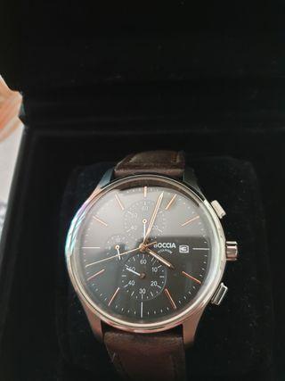 Reloj Boccia titanium cuartz
