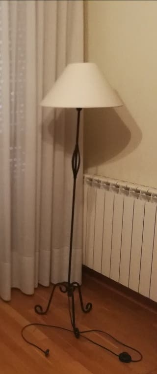 lámpara salón.