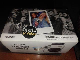 Camara fotos instantanea Fujifilm INSTAX mini70