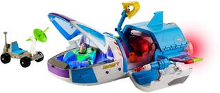 Toy Story 4 Nave Espacial Buzz Lightyear