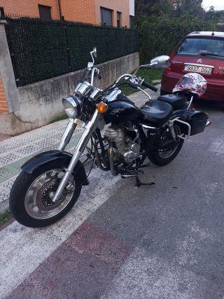 Moto Custom Tbq eagle 125cc