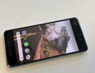 Google Pixel 2 - 64GB (Libre) - Android 10