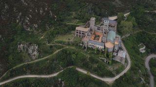 fotografia aérea con dron