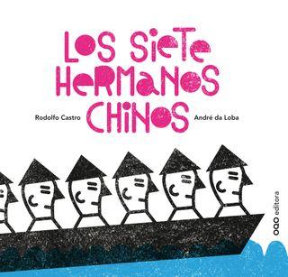 libro descatalogado Lod siete hermanos chinos