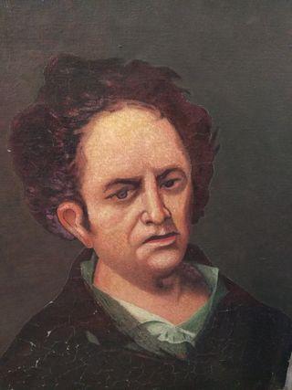 Óleo... Francisco de Goya...