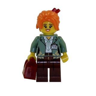 Minifigura Lego Misako serie Ninjago película