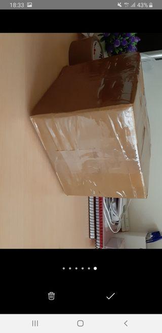 Envio del paquete