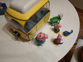 Colección juguetes Peppa Pig