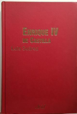 Enrique IV de Castilla de Luis Suarez