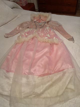 Disfraz Princesa T 6-8