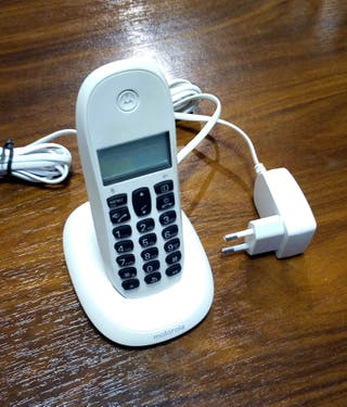 MOTOROLA Telefono Inalambrico