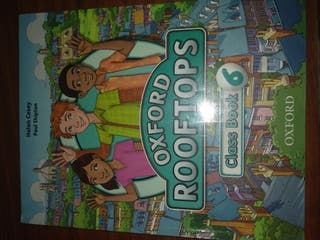 libro inglés 6 primaria