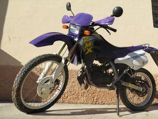 Suzuki RMX 50X