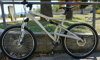 bicicleta de montaña rockrider 6.3 L muy nueva