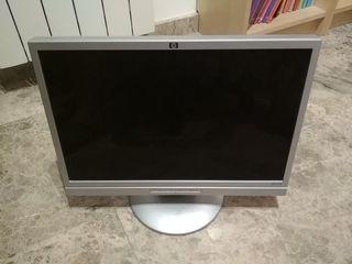 Monitor HP 19 pulgadas panoramico