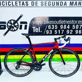 Bicicleta MMR adrenaline aero Ultegra