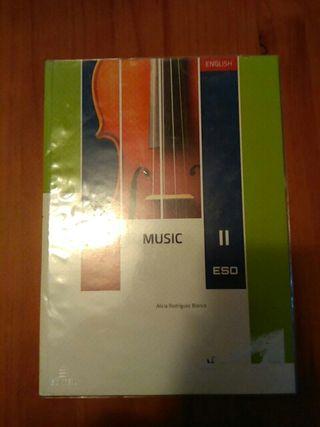 libro música en inglés