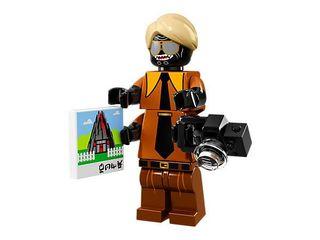 Minifigura Lego Gargamon serie Ninjago película