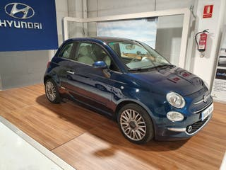 Fiat 500 Lounge 2016
