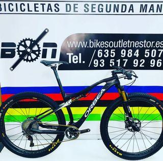 Bicicleta Orbea oiz m-team