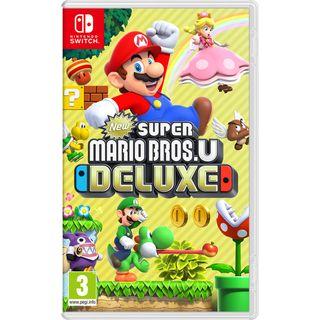 Videojuego Super Mario Bros U Deluxe