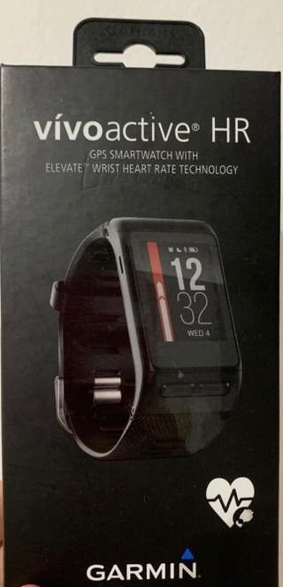 Reloj Garmin Vivo Active hr.