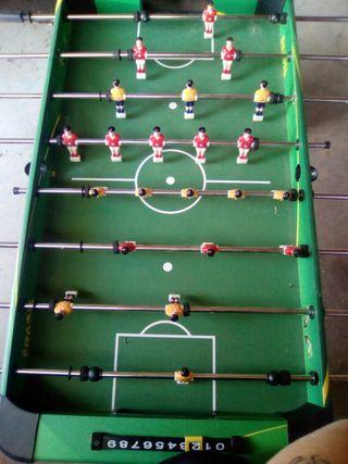 futbolín en Sonseca