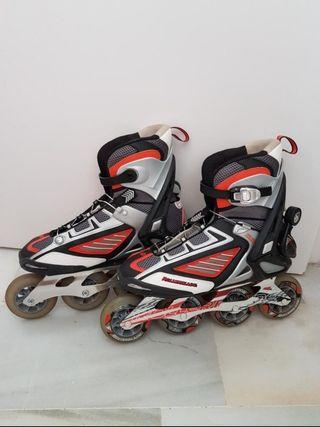 ROLLERBLADE Crossfire II 4D Fitness Skate
