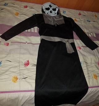 Disfraz de Verdugo o esqueleto 4/6 a.