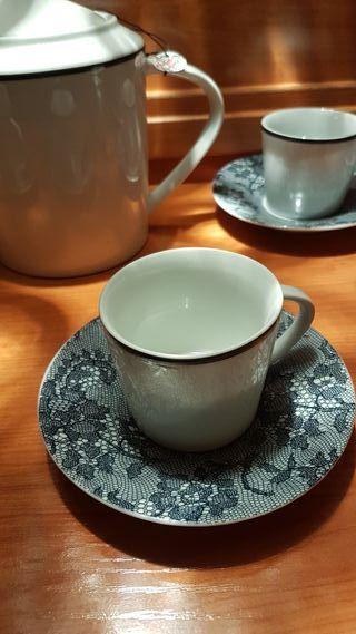 Juego de café de V&L