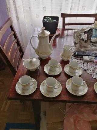 juego de cafe santa clara
