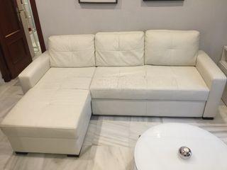 Sofá cama chaise-longue