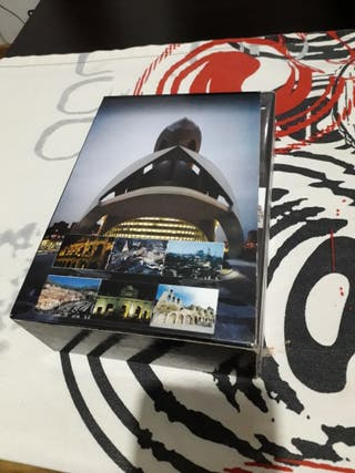 Pack DVD Ciudades Europeas