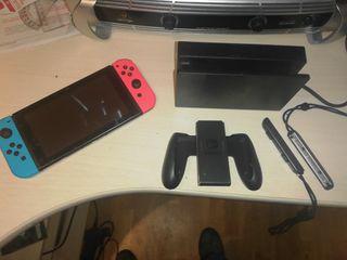 Nintendo switch + Skyrim