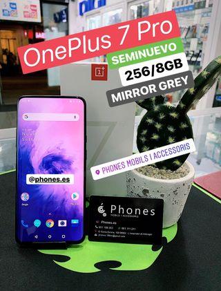 Oneplus 7 Pro 256Gb Grey Ocasión (Tienda)