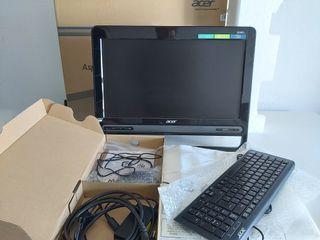 """Ordenador monitor de mesa ACER 19.5"""""""