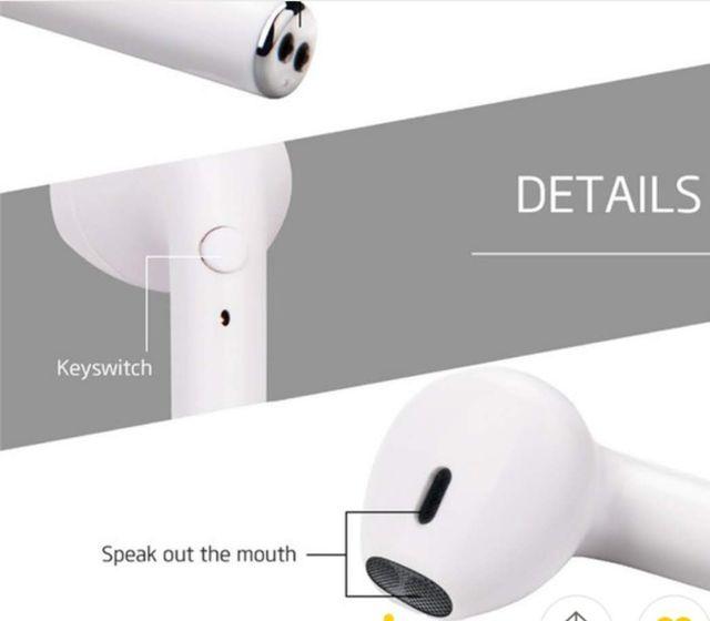 Wireless Bluetooth Earphones HandsFree IOS/Andro