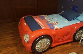 """Cama coche niño """"Rayo McQueen"""""""