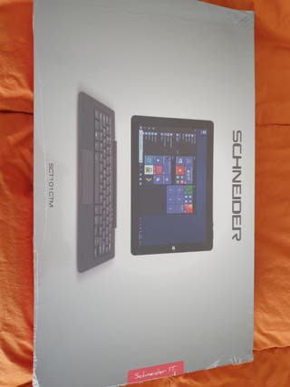 Ordenador portátil Schneider Dual Book SCT101CTM