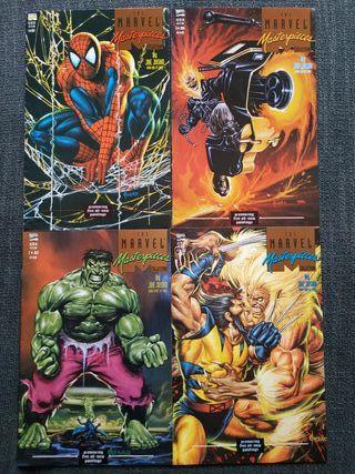 Marvel Masterpieces USA